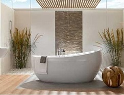 A quel prix peut on trouver une baignoire lot pas ch re baignoire ilot - Baignoire ilot pas chere ...