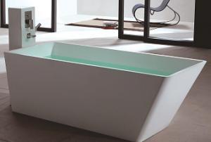 belle baignoire en acrylique
