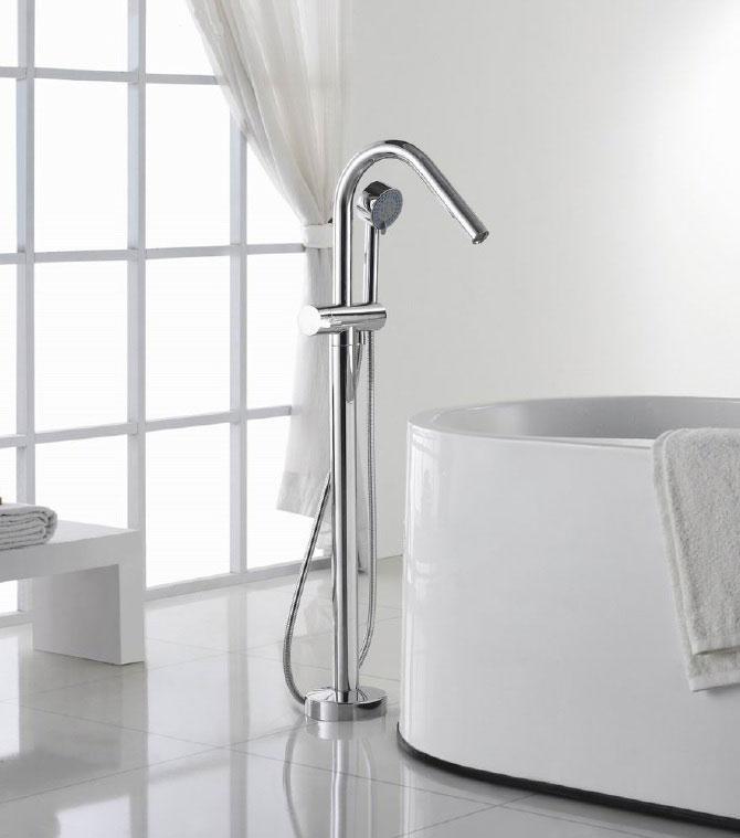 les robinets mitigeurs pour baignoire ilot baignoire ilot. Black Bedroom Furniture Sets. Home Design Ideas